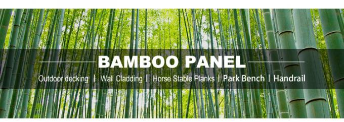 Wholesale Carbonized Eco Forest Bamboo Floor