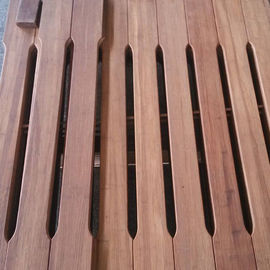 Customized 100% Natural Bamboo Horse Stall Panels E0 Formaldehyde Release