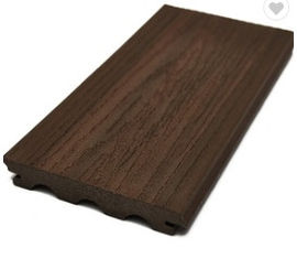 Eco Friendly Bamboo Exterior Panels , Decorative Bamboo Flooring Tile