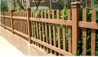 China Rodent Proof Decorative Bamboo Handrail 5 Years Warranty With No Pollution factory