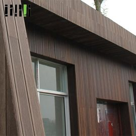 China Waterproof Bamboo Wall Cladding 10-30mm Thickness With Incredible Bending Strength distributor