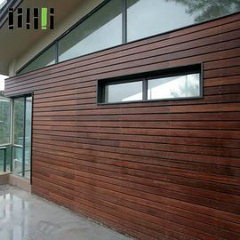 China Deco Home Timber Bamboo Wall Cladding Fire Resistance Easy Installation distributor