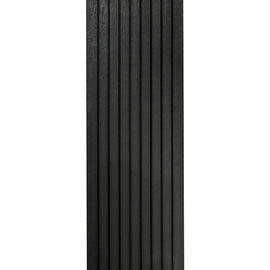 China Dry Style Bamboo Hardwood Flooring , Outdoor Unfinished Black Bamboo Flooring distributor