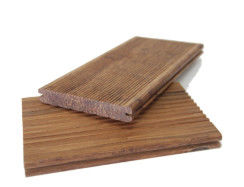 China 100% Natural Bamboo Deck Flooring , Engineered Bamboo Flooring 5 Years Warranty distributor